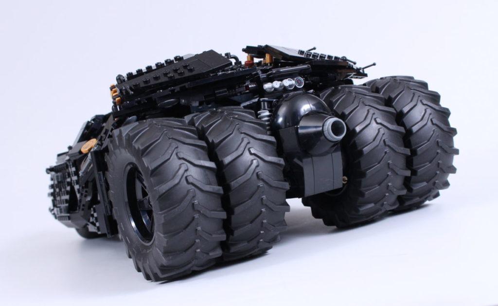 LEGO Batman 76240 Batmobile Tumbler review 42
