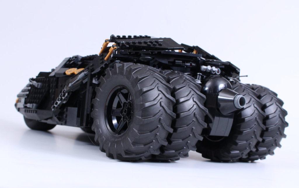 LEGO Batman 76240 Batmobile Tumbler review 43