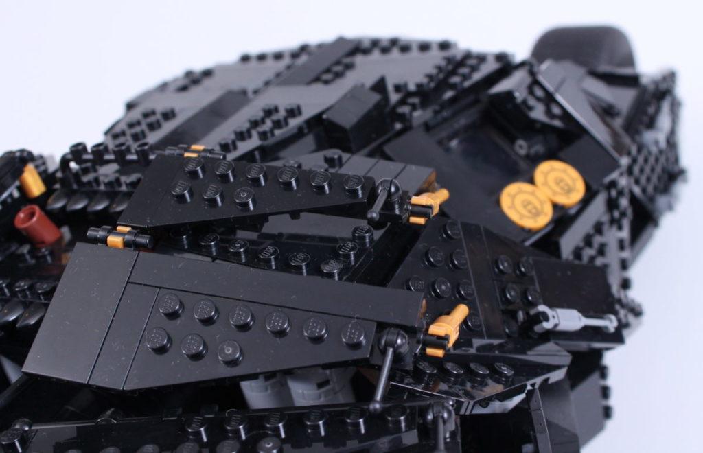 LEGO Batman 76240 Batmobile Tumbler review 44
