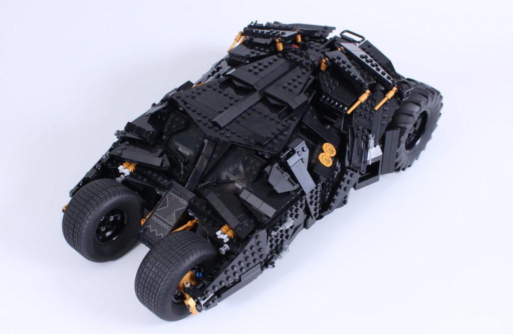 LEGO Batman 76240 Batmobile Tumbler review 45