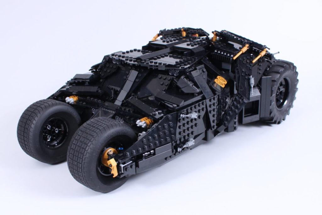 LEGO Batman 76240 Batmobile Tumbler review 46