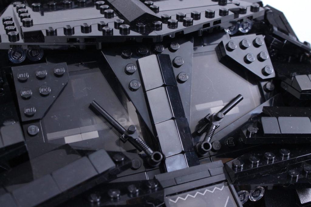 LEGO Batman 76240 Batmobile Tumbler review 49