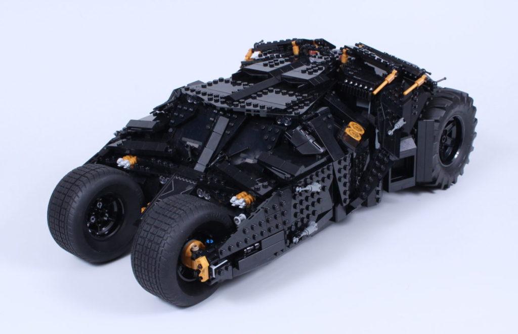 LEGO Batman 76240 Batmobile Tumbler review 5