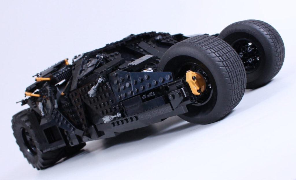 LEGO Batman 76240 Batmobile Tumbler review 50