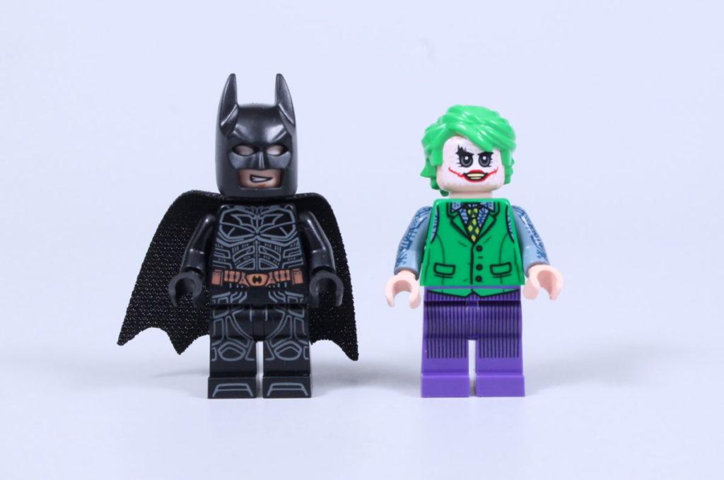 LEGO Batman 76240 Batmobile Tumbler review 51