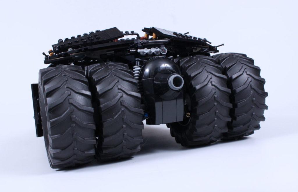 LEGO Batman 76240 Batmobile Tumbler review 6