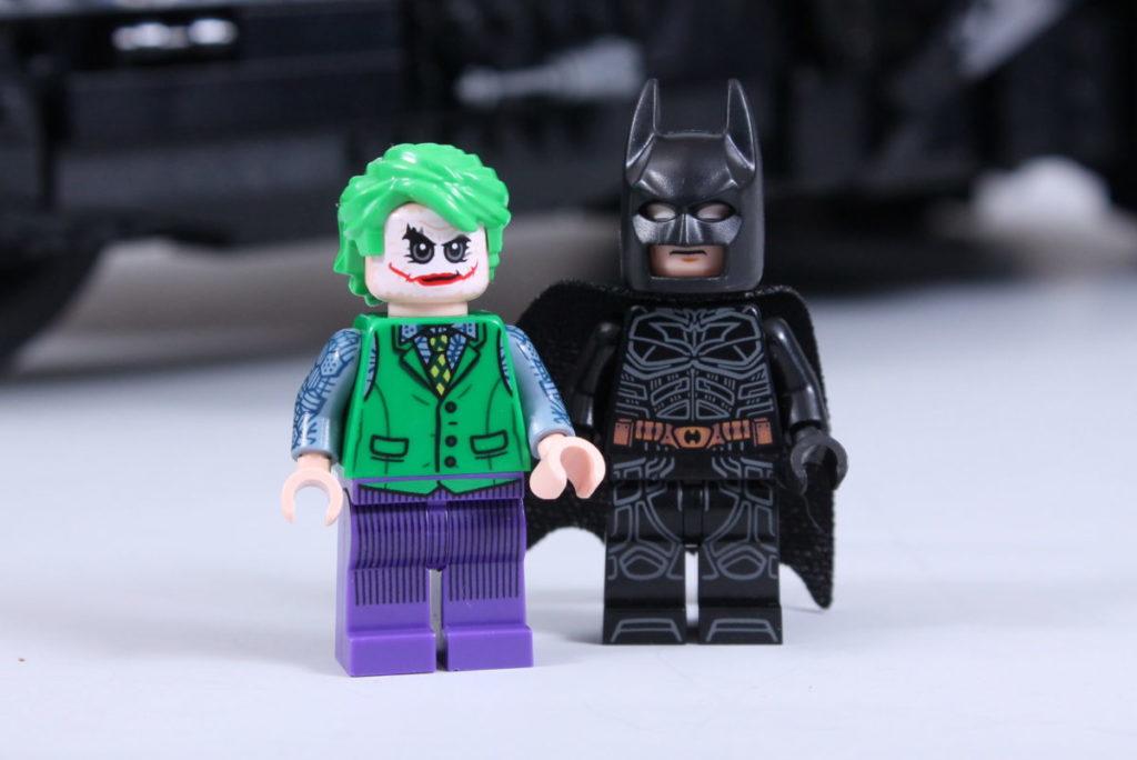LEGO Batman 76240 Batmobile Tumbler review 61