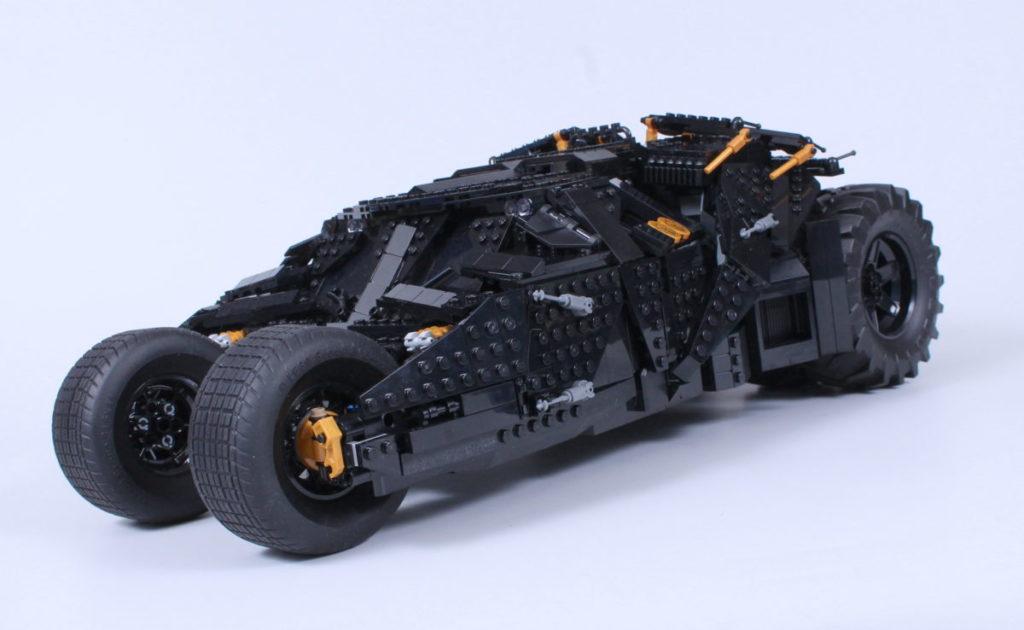 LEGO Batman 76240 Batmobile Tumbler review 7