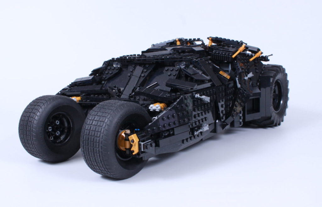 LEGO Batman 76240 Batmobile Tumbler review 8