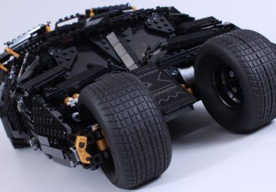LEGO Batman 76240 Batmobile Tumbler review