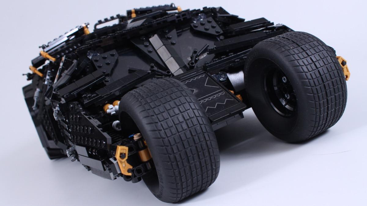 LEGO Batman 76240 Batmobile Tumbler Review Featured