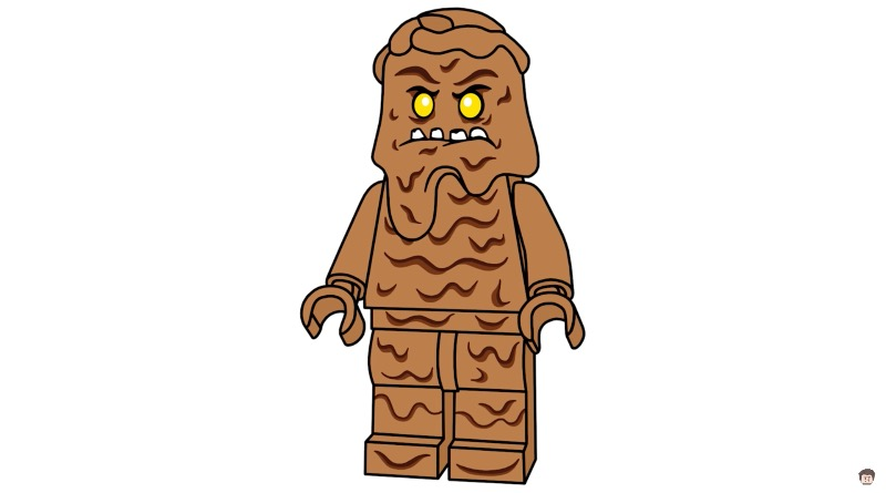 LEGO Batman Clayface Featured