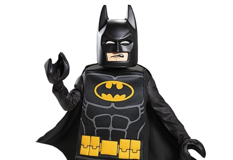 LEGO Batman Deluxe Costume 1