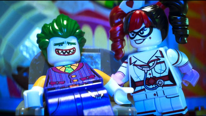 LEGO Batman Movie Harley Quinn Joker