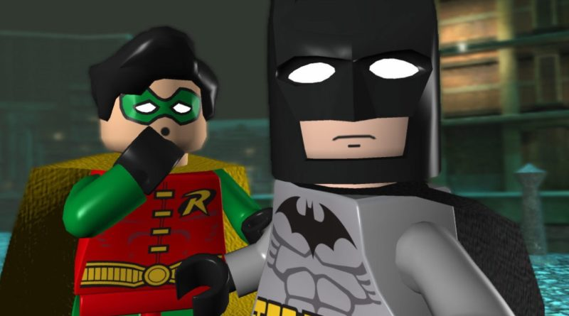 LEGO Batman The Videogame featured