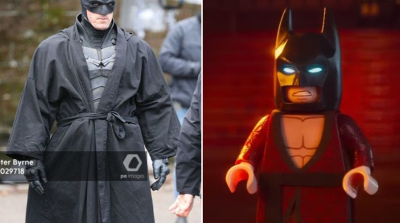 LEGO Batman Robes Comparison Featured