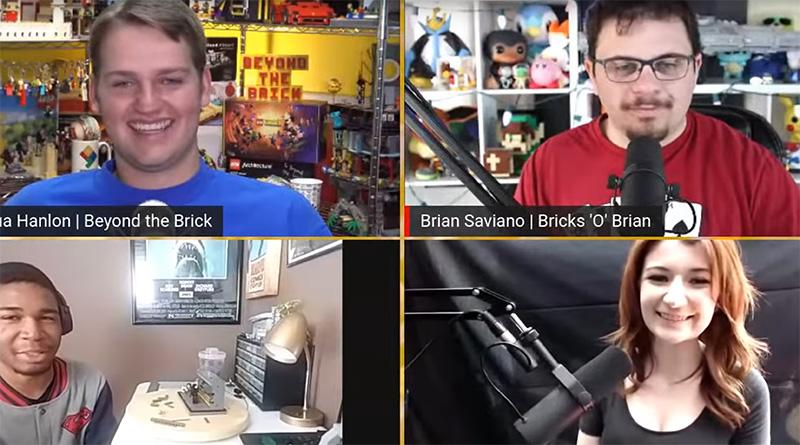 LEGO Beyond The Brick Alyssa Harrington Featured