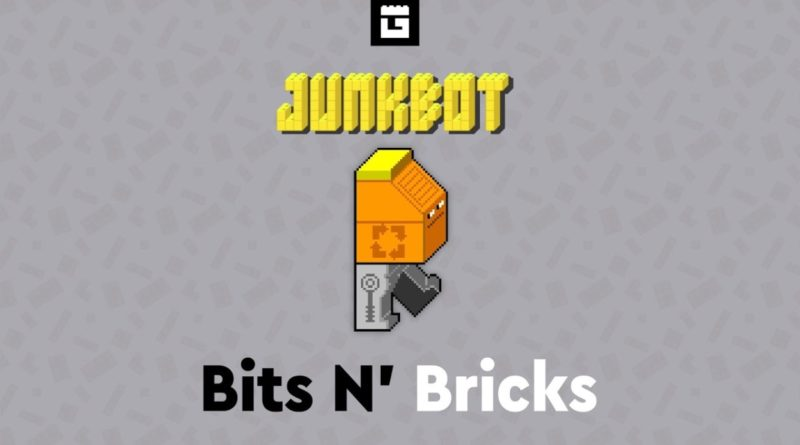 LEGO Bits N Bricks Junkbot featured