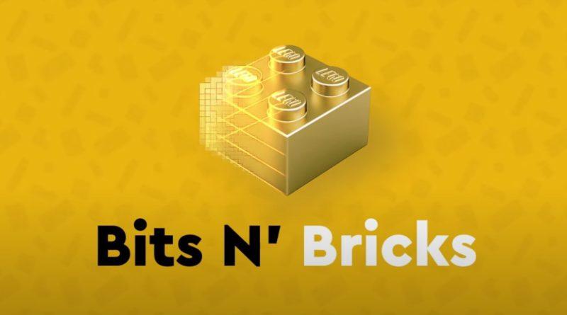 LEGO Bits N Bricks Podcast season 3 logo featured