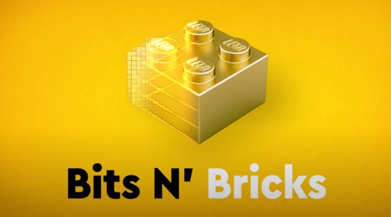 LEGO Bits N Bricks Podcast Logo Featured
