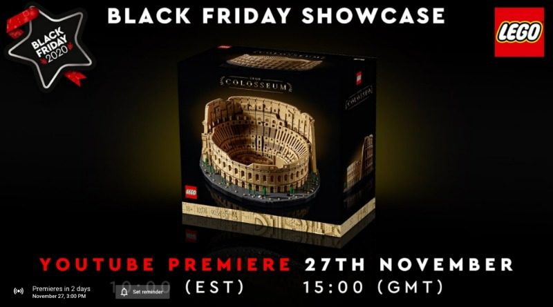LEGO Black Friday Showcase Featured 800x445