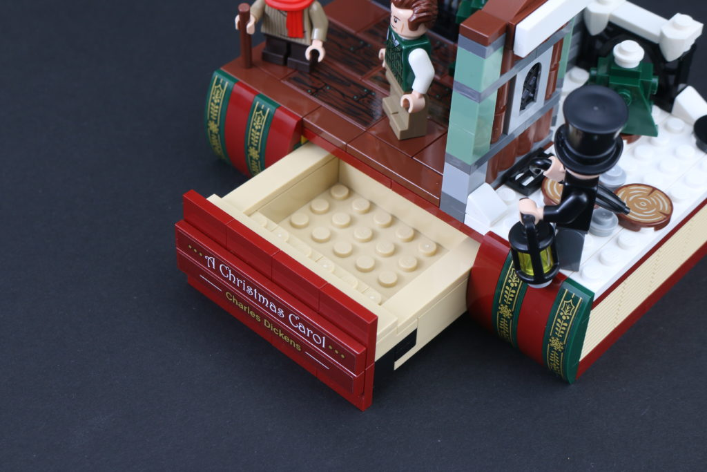 LEGO Black Friday VIP Weekend 40410 Charles Dickens Tribute Review 10