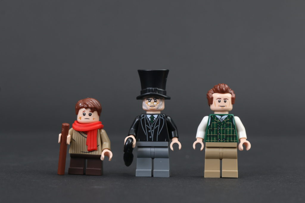 LEGO Black Friday VIP Weekend 40410 Charles Dickens Tribute Review 12