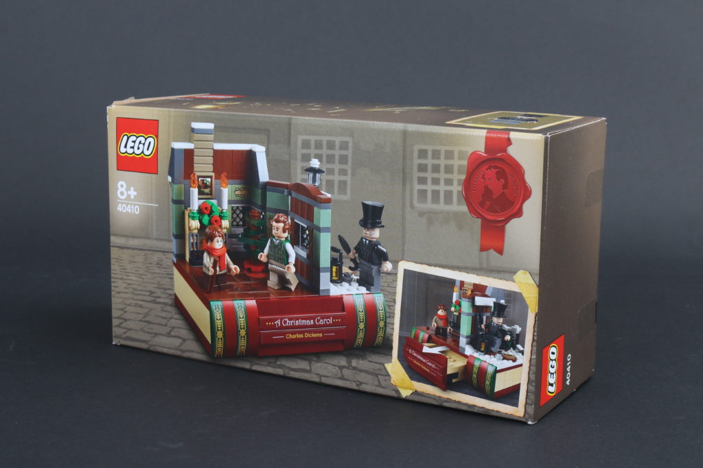 LEGO Black Friday VIP Weekend 40410 Charles Dickens Tribute Review 14