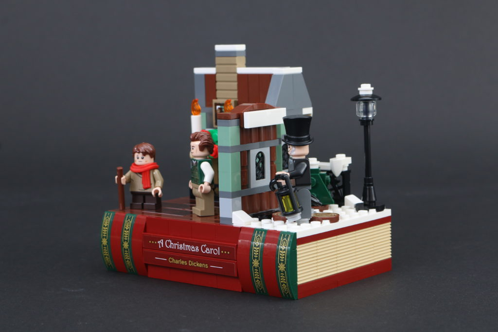 LEGO Black Friday VIP Weekend 40410 Charles Dickens Tribute Review 2