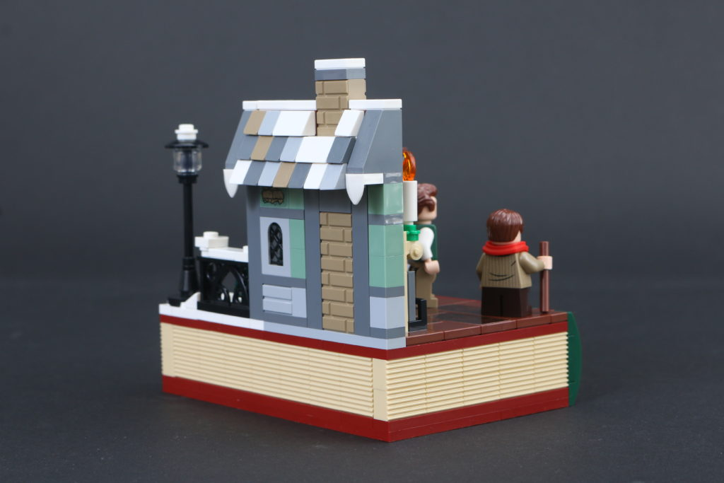 LEGO Black Friday VIP Weekend 40410 Charles Dickens Tribute Review 4