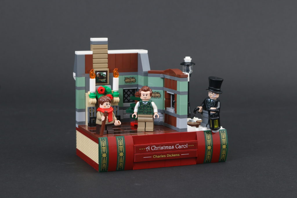 LEGO Black Friday VIP Weekend 40410 Charles Dickens Tribute Review 6 1