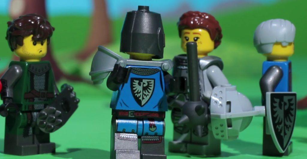 LEGO Blacksmith Teaser 1