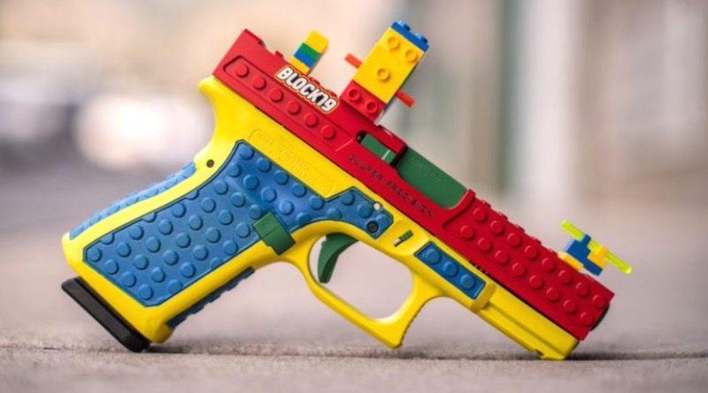 LEGO Block19 Culper Precision gun featured