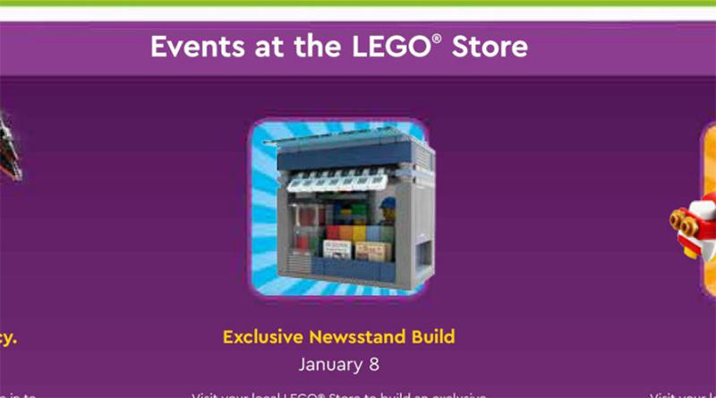 LEGO Bookshop Make And Take Featured 800 445