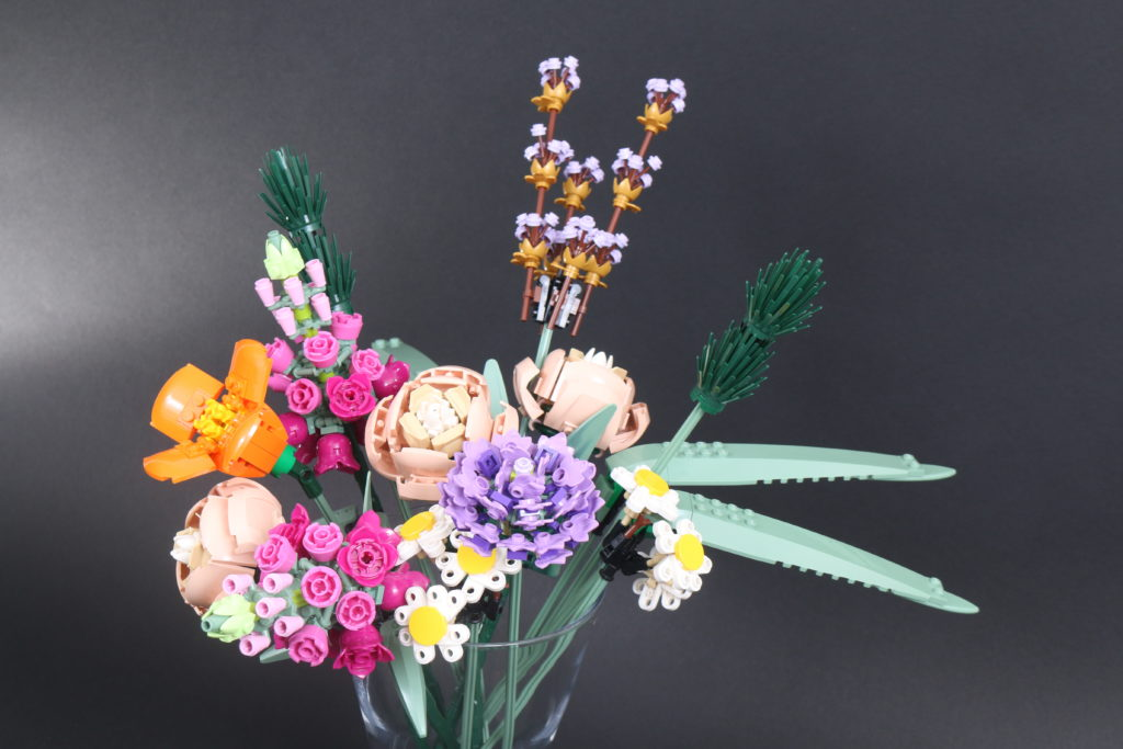 LEGO Botanical Collection 10280 Flower Bouquet Review 10