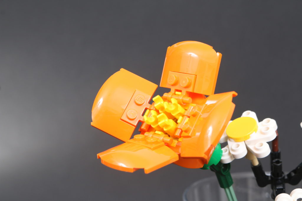 LEGO Botanical Collection 10280 Flower Bouquet Review 15