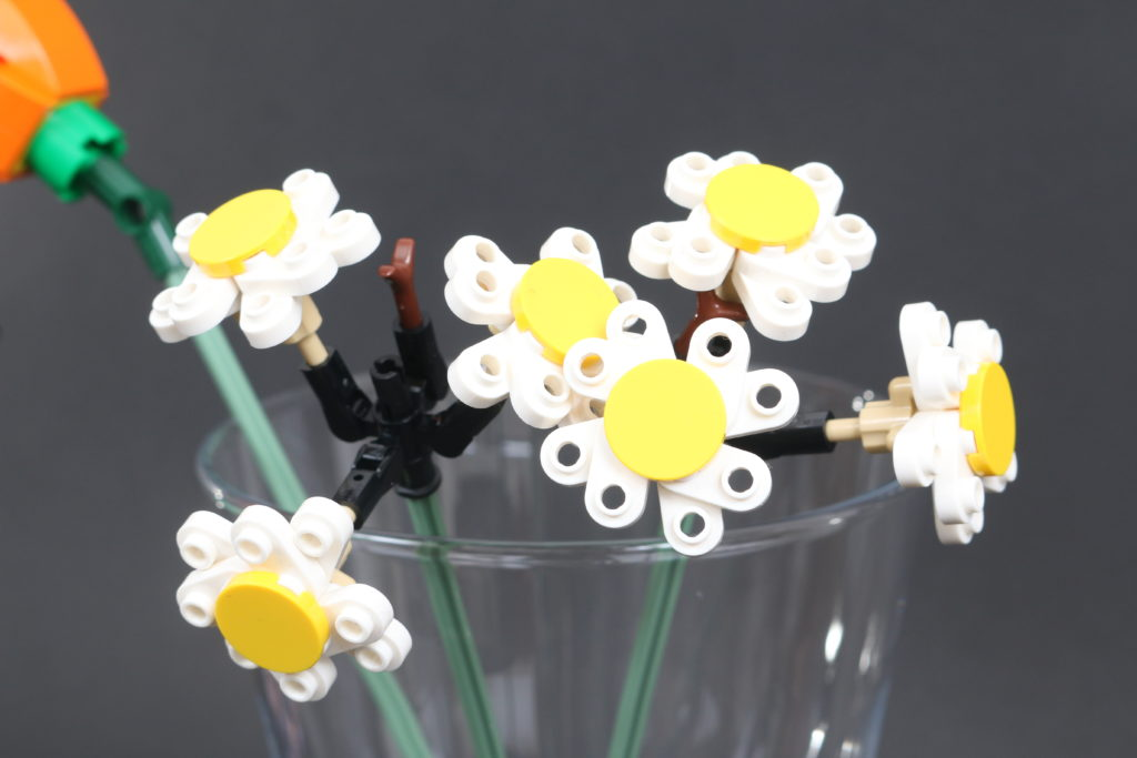 LEGO Botanical Collection 10280 Flower Bouquet Review 16