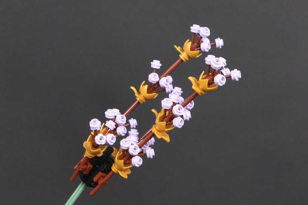LEGO Botanical Collection 10280 Flower Bouquet Review 19