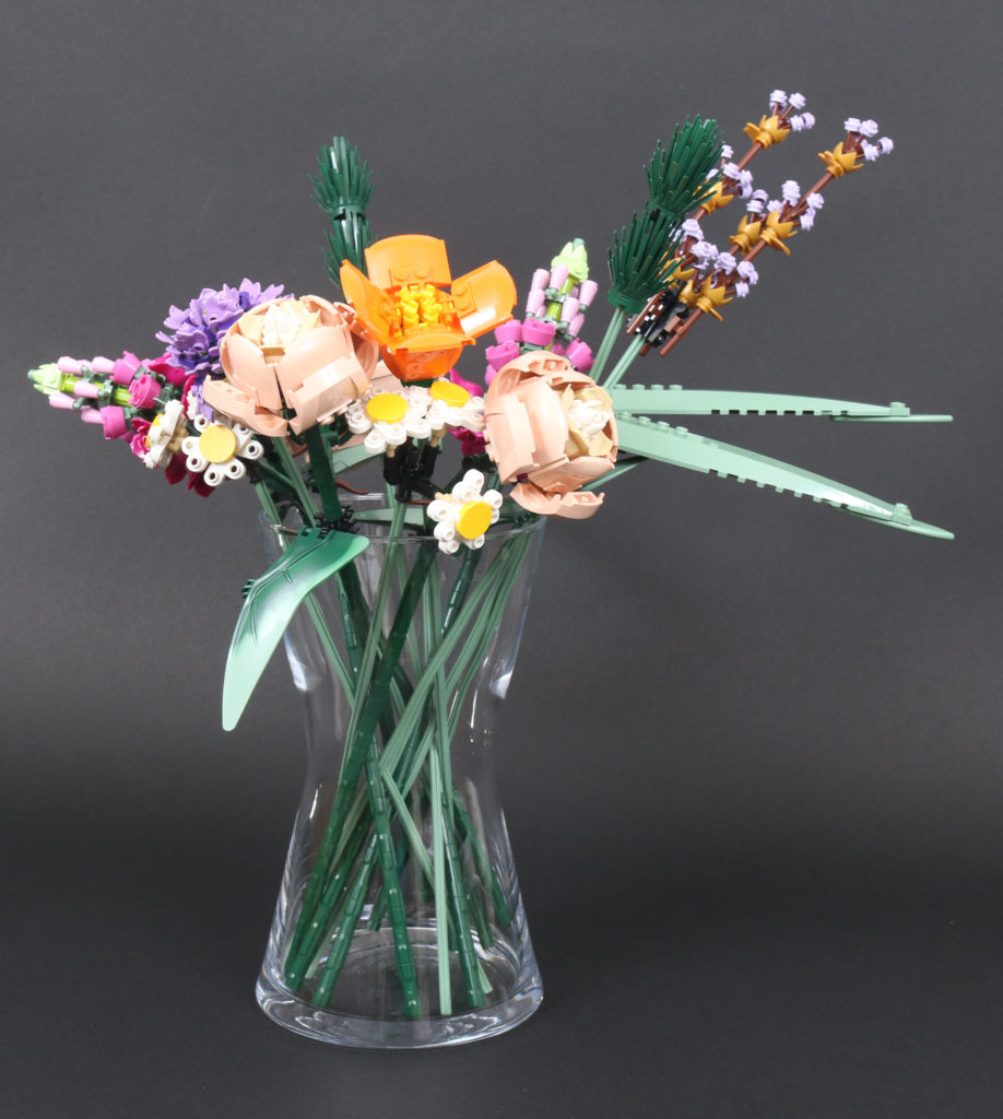 LEGO Botanical Collection 10280 Flower Bouquet Review 1i