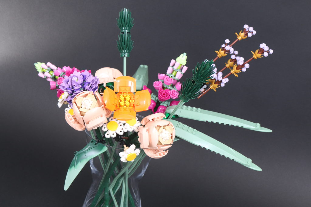 LEGO Botanical Collection 10280 Flower Bouquet Review 2