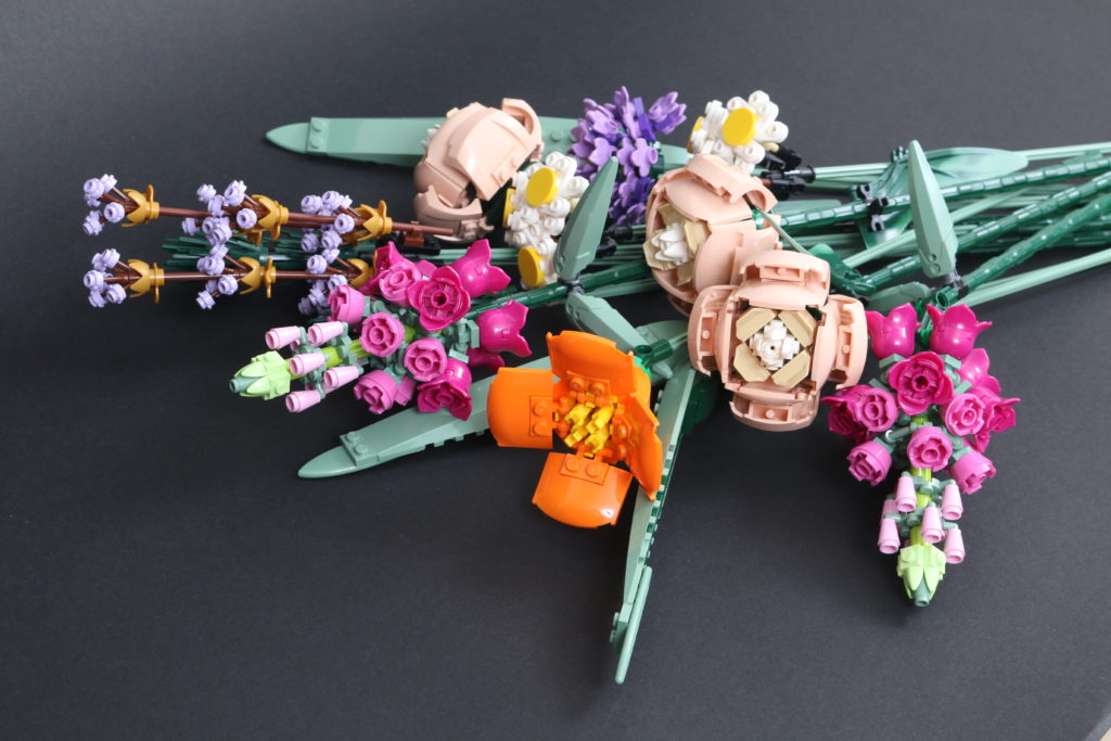 LEGO Botanical Collection 10280 Flower Bouquet Review 24
