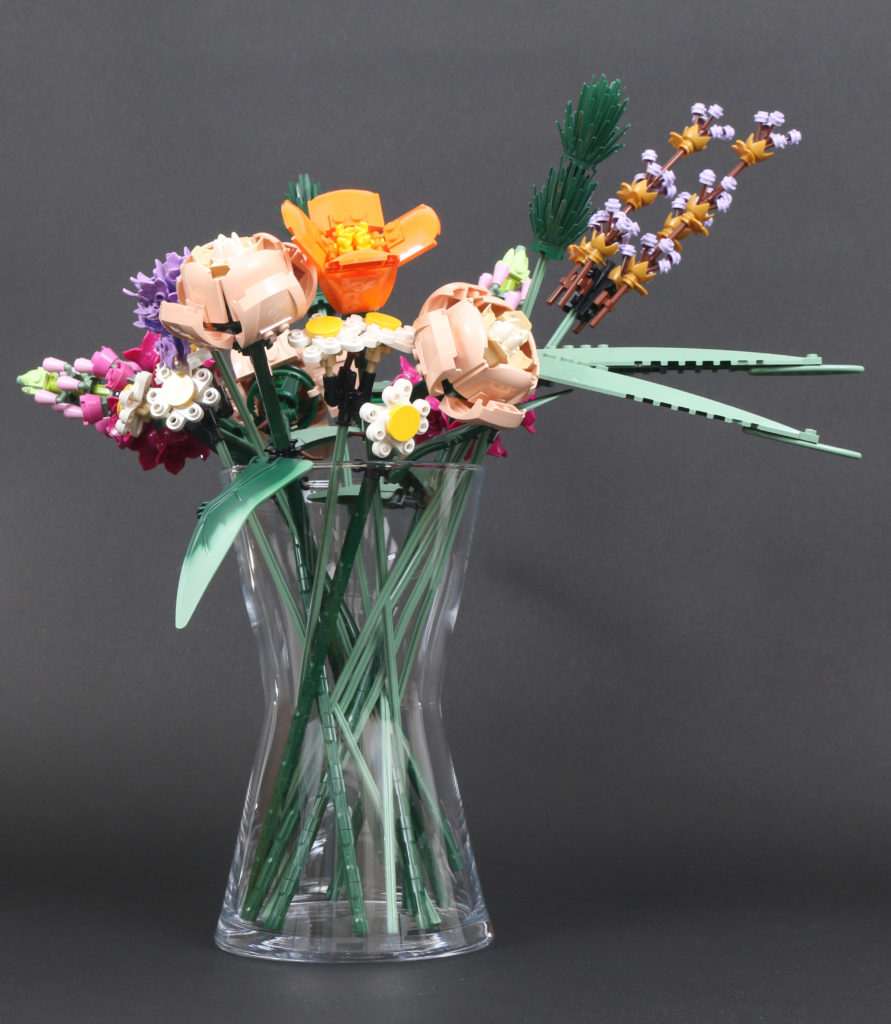 LEGO Botanical Collection 10280 Flower Bouquet Review 3i