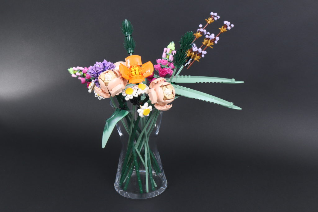 LEGO Botanical Collection 10280 Flower Bouquet Review 4