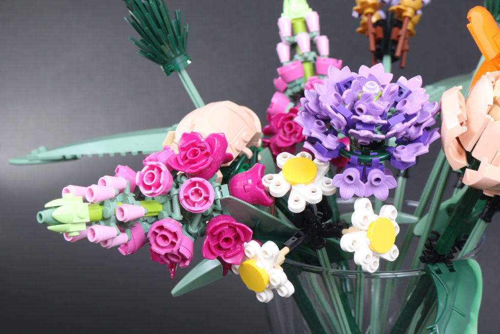 LEGO Botanical Collection 10280 Flower Bouquet Review 6
