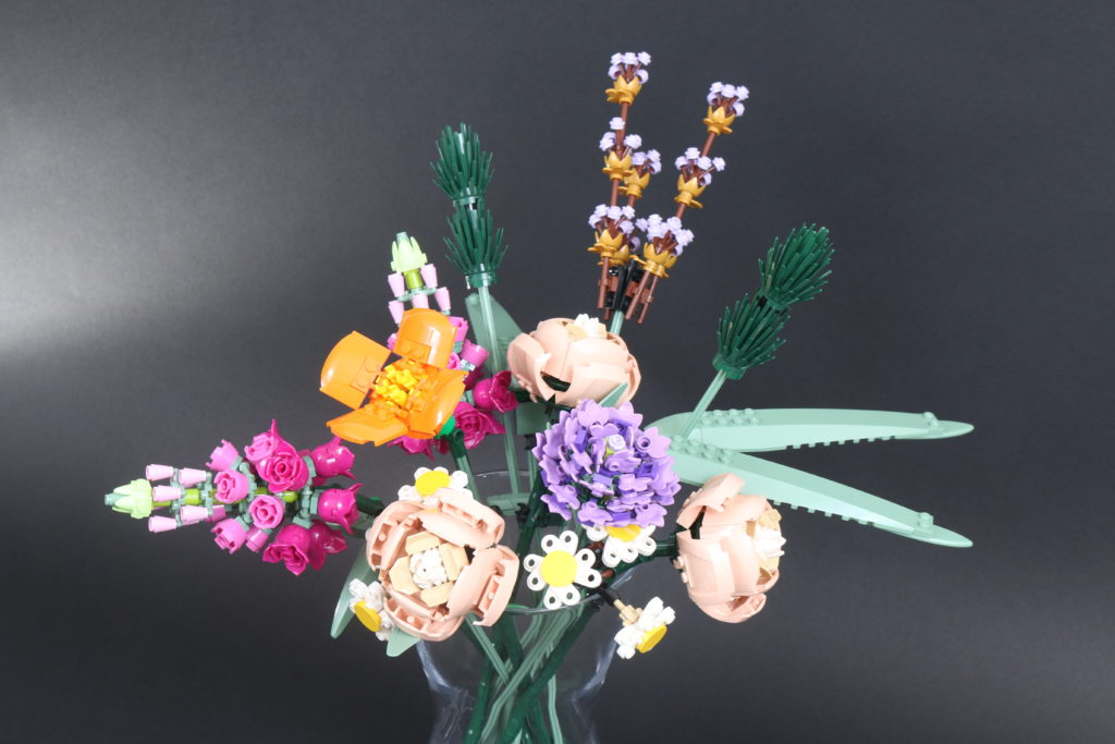 LEGO Botanical Collection 10280 Flower Bouquet Review 9