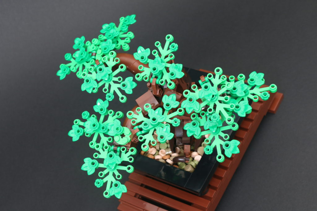 LEGO Botanical Collection 10281 Bonsai Tree Review 26