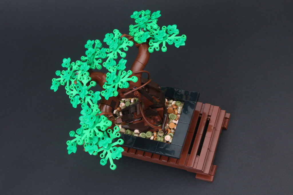 LEGO Botanical Collection 10281 Bonsai Tree Review 27