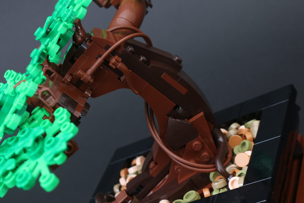 LEGO Botanical Collection 10281 Bonsai Tree Review 34