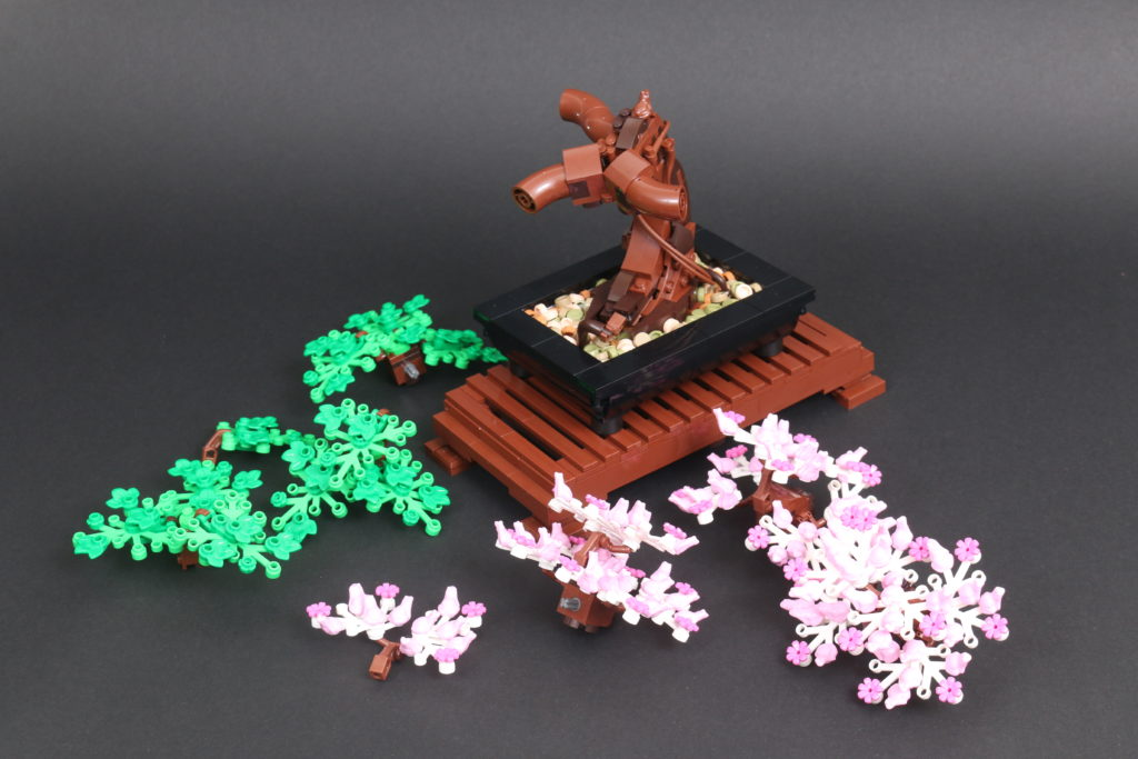 LEGO Botanical Collection 10281 Bonsai Tree Review 37