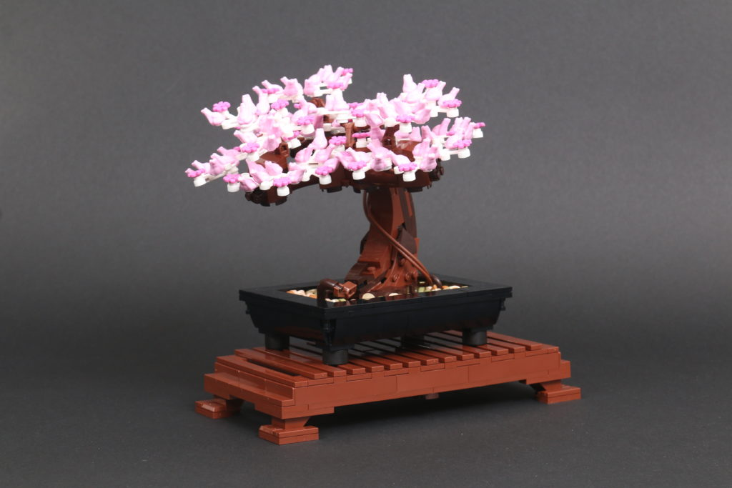 LEGO Botanical Collection 10281 Bonsai Tree Review 38